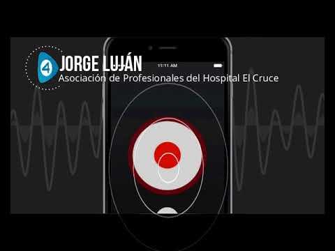 """Hospital El Cruce: """"Que cierren los consultorios AMI de Florencio Varela es cortarles la vida a los abuelos"""""""