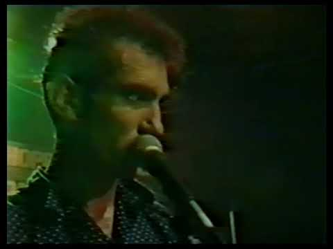 Paul Kelly and the Coloured Girls   Hopetoun Hotel 1986   The Execution