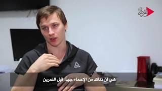 بالفيديو.. حكام ستريت وورك أوت يتحدثون لـ «التحرير»