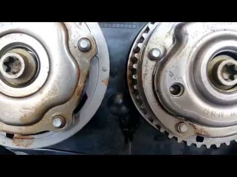 2009 Chevy Aveo Head Gasket Replacement Part 1 Youtube