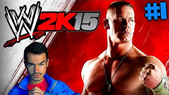 WWE 2K15 : Let's Play #1 [FACECAM] - JOHN CENA RASIERT !! [German] HD