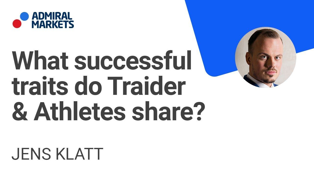 What successful traits do Trader and Athletes share? | Trading Spotlight