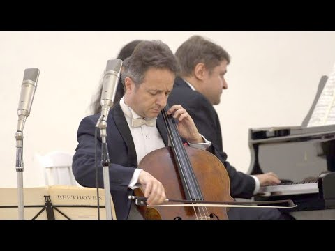 Beethoven: Complete Works for Cello and Piano | Marc Coppey & Peter Laul