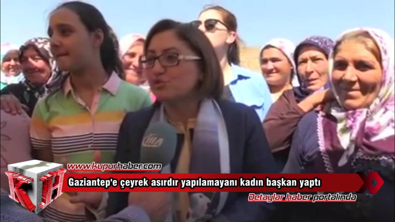 Gaziantep'e çeyrek asırdır yapılamayanı yaptı