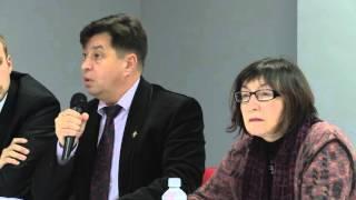 Круглый стол-совещание, посвященное вопросам защиты прав обманутых дольщиков