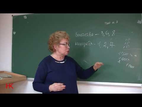 Психология денег. Нумерология, цифры, коды  и предубеждения. Часть 3 из 3. Лекция № 40, ф.