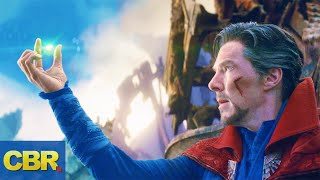 Doctor Strange May Have Activated The Time Stone While Giving It To Thanos