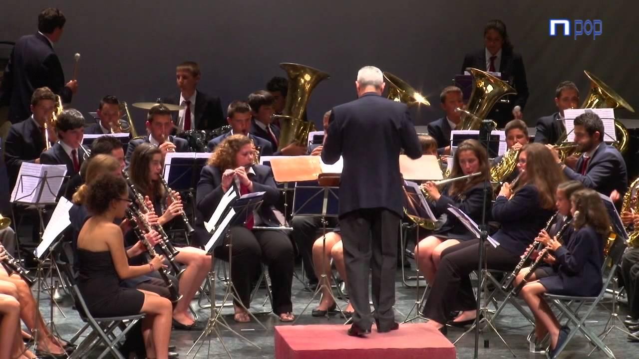 Banda Municipal de Música de Nerja Abba Gold 020711 - YouTube