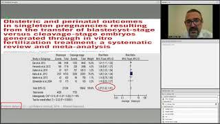 IVF Gebelikleri'nde Obstetrik Sonuçlar