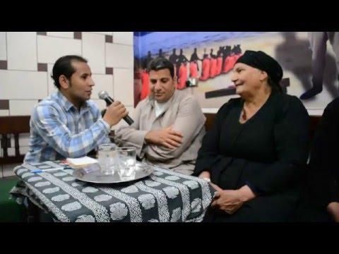 مقابلة مع ام واخ واخت الشهيد عزت بقرية دفش