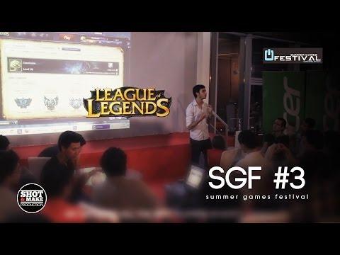 SUMMER GAMES FESTIVAL CASABLANCA #3