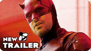 Marvels THE DEFENDERS Trailer 2 Comic Con Preview SEASON 1 (2017) Netflix Series