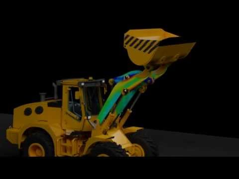Product Design Suite Test Drive -- Animation and Visualization (Inventor / 3ds Max)
