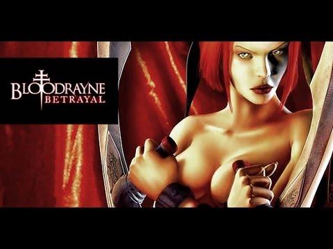 Bloodrayne Game Trailer