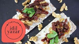 Peynirli Pratik Atıştırmalık Tarifi - İdil Yazar - Yemek Tarifleri