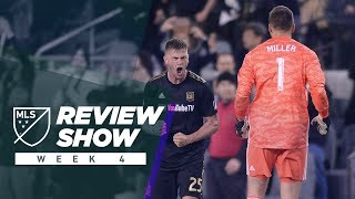 Dramatic Winner Keeps LAFC Undefeated