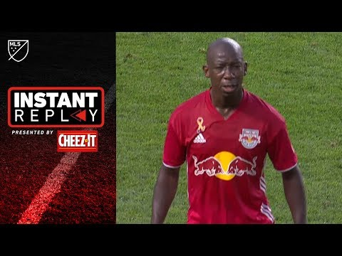 New York Red Bulls' Bradley Wright-Phillips said what!?