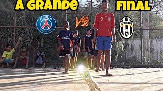 Juventus vs PSG (FINAL DA COPA  FERIAS 2018)