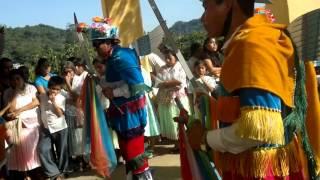danza de san miguel de huehuetla