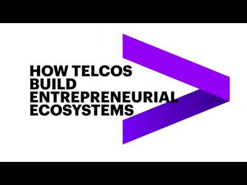 How Telcos Build Entrepreneurial Ecosystems - Bruno Jacobfeuerborn, Deutsche Telekom