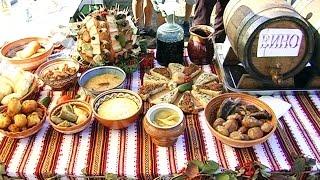 На Коломийщині відбувся фестиваль автентичної карпатської кухні «Смачний Спас»