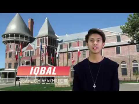 IQBAAL DHIAFAKHRI RAMADHAN - ADA CINTA DI SMA ALBUM/MOVIE