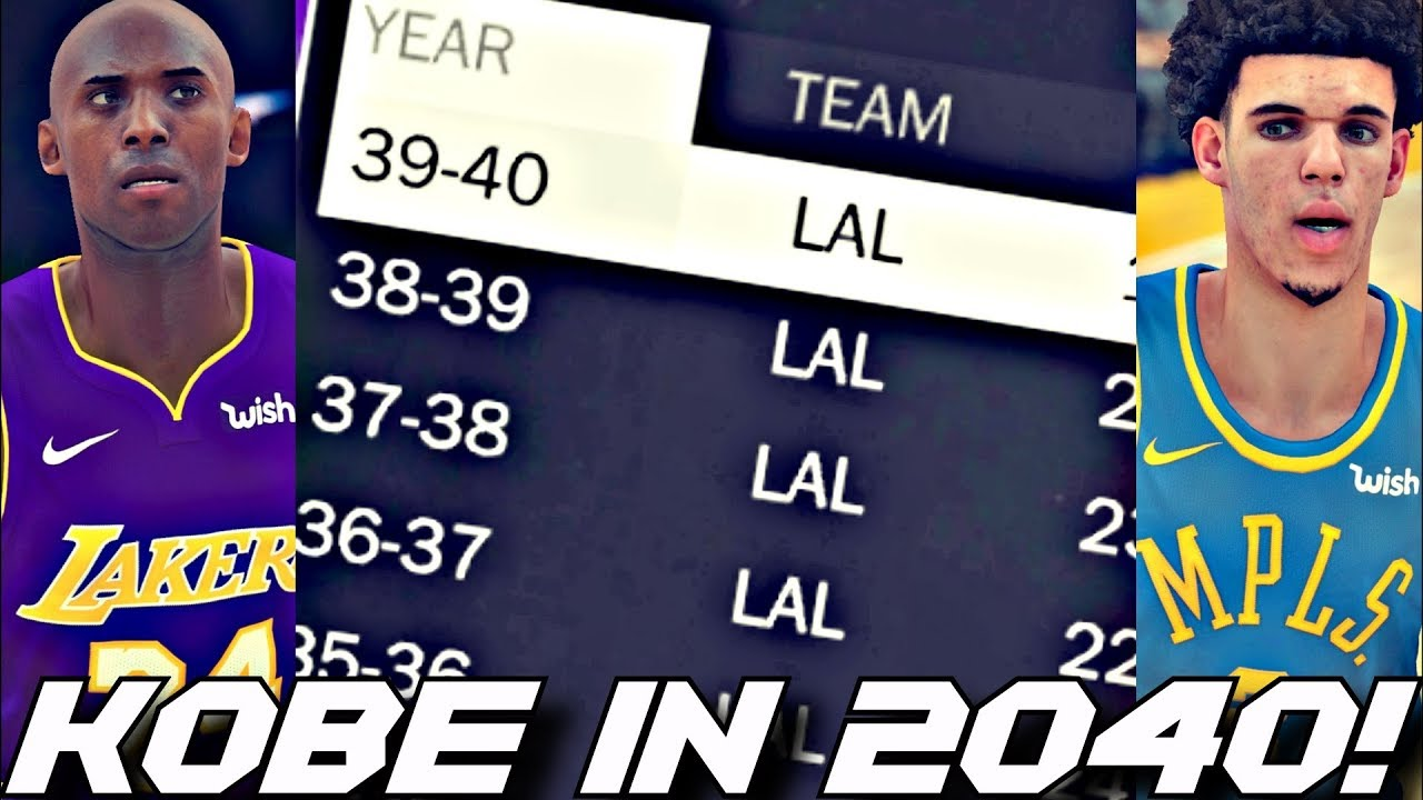 849a0a0d7cef KOBE COMES BACK AND PLAYS UNTIL 2040!!! THIS IS WHAT HAPPENED!!  NOT  CLICKBAIT