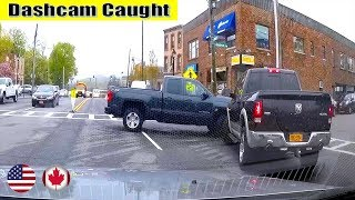 Ultimate North American Cars Driving Fails Compilation - 108 [Dash Cam Caught Video]