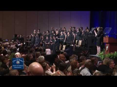City of Tampa 2015 Oath of Office Ceremony