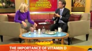 Dr. Oz  The 1# Deficiency Leading To A Number Of Diseases!