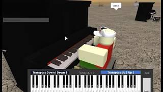 Roblox Klavier - Hohenfriedberger Marsch