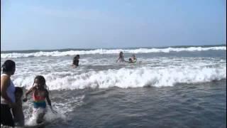 La Playa Costa del Sol un lugar bonito de El Salvador