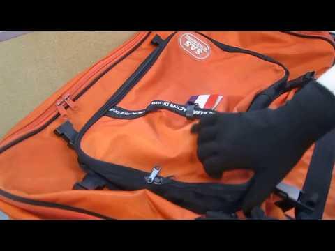 SAS ACTIVE DIVING  3way キャリー バッグ スーツケース 大型 大容量
