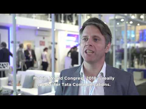 Transform today, own tomorrow | Tata Communications at Mobile World Congress 2018