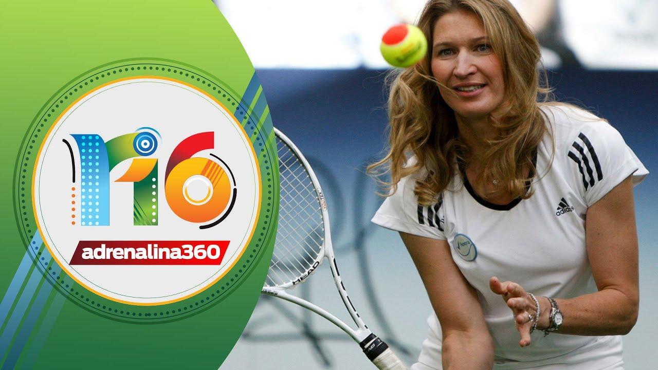 Steffi Graf la princesa del tenis
