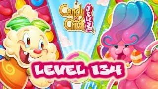 Candy Crush Jelly Saga Level 134
