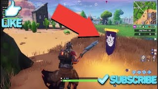 FIND THE SECRET STANDARD ON THE LOAD SCREEN No. 10!!! FORTNITE: BATTLE ROYALE