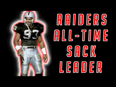 Greg Townsend - Oakland Raiders