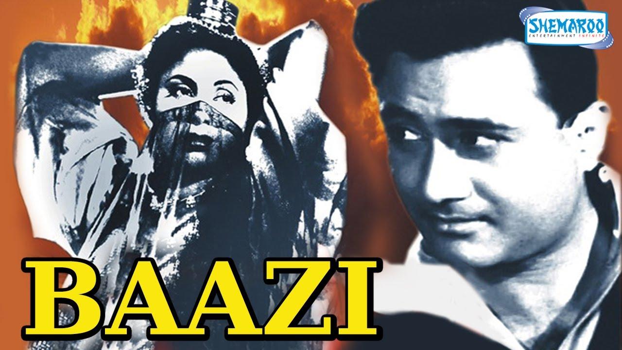Download Baazi - Hindi Full Movie - Dev Anand - Geeta Bali - Kalpana Kartik