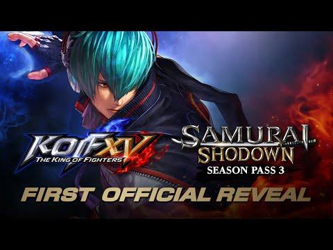 【ENG】First Official Reveal: KOF XV & SAMURAI SHODOWN