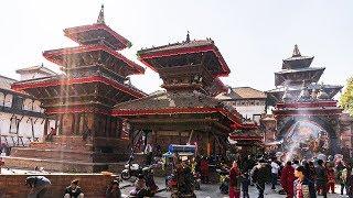 MBT:Quảng trường Kathmandu Durbar Nepal