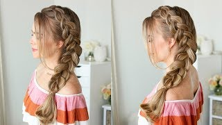 Dutch Side Braid | Missy Sue