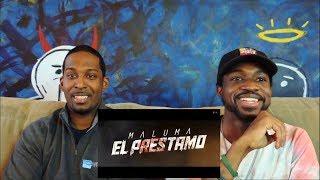 Maluma - El Préstamo (Official Video) - Reaction - Critical As Ninjas