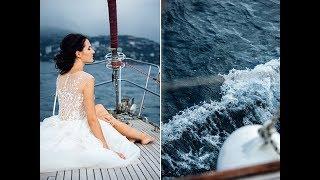 свадьба у моря. Ялта