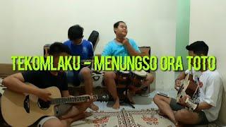 Menungso Oratoto - Tekomlaku (Cover Gapuk Squad)
