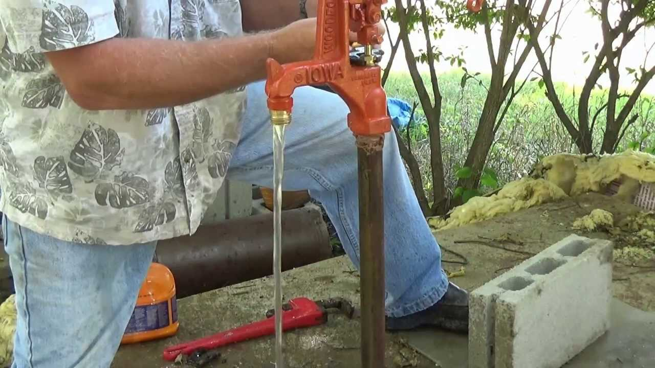 Woodford Iowa Hydrant Y34 Replacement Youtube