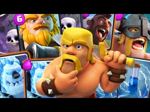 FUTURE OF THE META in Clash Royale ft. WOODY! A Buff/Nerf Discussion