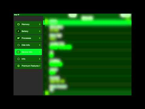 System Monitor - Battery Health, Free Memory, Used Space app for iPhone iPad iPod REVIEW system max