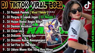 DJ TIKTOK TERBARU 2021 - DJ PANTEK PANTEK TIKTOK VIRAL FULL BASS REMIX TERBARU 2021
