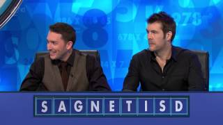 8 Out Of 10 Cats Does Countdown Ep. 1 - April 13th, 2013